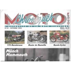 CHRONIQUES MOTO n° 52 octobre 1993