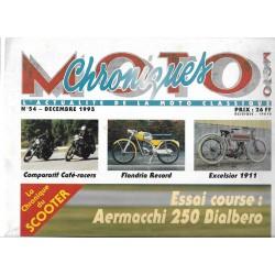 CHRONIQUES MOTO n° 54 DECEMBRE 1993