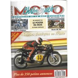 CHRONIQUES MOTO n° 56 MARS 1994