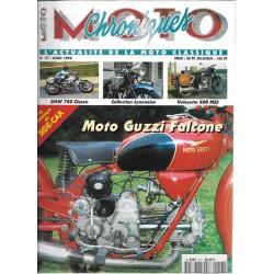 CHRONIQUES MOTO n° 57 AVRIL 1994