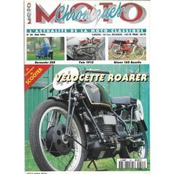 CHRONIQUES MOTO n° 58 MAI 1994