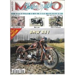 CHRONIQUES MOTO n° 59 JUIN 1994