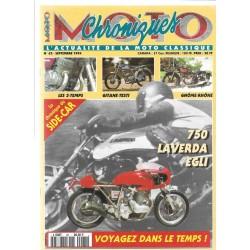 CHRONIQUES MOTO n° 62 SEPTEMBRE 1994