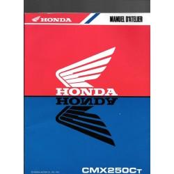 HONDA CMX 250 C REBEL (Manuel de base) octobre 1995