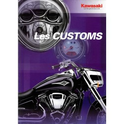 Catalogue original KAWASAKI Customs 2003