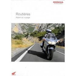 HONDA gamme Routièresde 2004