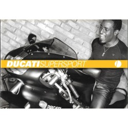DUCATI catalogue Gamme Supersports 2003