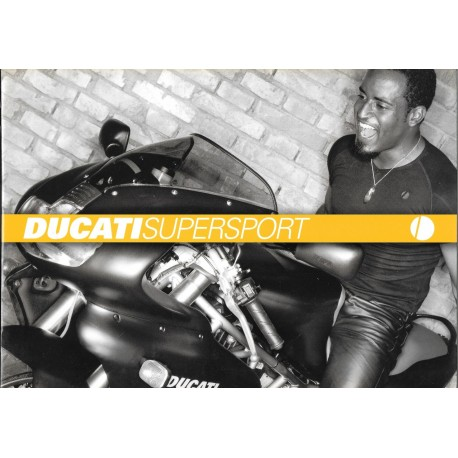 DUCATI SUPERSPORT Gamme Motos de 2003