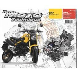 Honda MSX 125 (13 /15) - Honda NC 700-750 DCT (12 / 15)