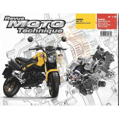 Revue Moto Technique n°179