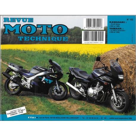 Revue Technique Moto n° 102