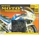 Revue Moto Technique HS n° 5 YAMAHA FZR 1000 (1987/1988)