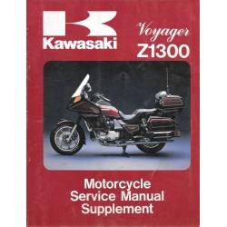 Manuel atelier KAWASAKI Voyager Z 1300