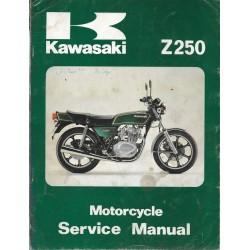 Manuel atelier KAWASAKI Z 250