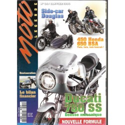 MOTO LEGENDE N° 54 janvier 1996