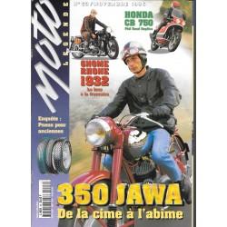 MOTO LEGENDE N° 63 novembre 1996