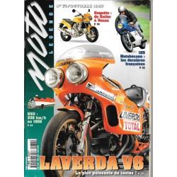 MOTO LEGENDE N° 73 octobre 1997