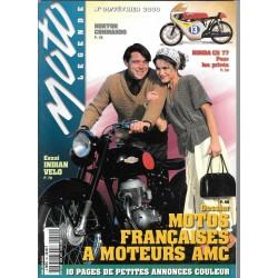 MOTO LEGENDE N° 99 février 2000
