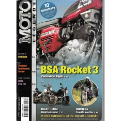 MOTO LEGENDE N° 117 octobre 2001