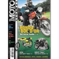 MOTO LEGENDE N° 121 février 2002