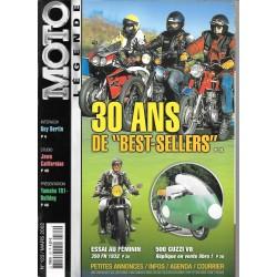 MOTO LEGENDE N° 122 mars 2002