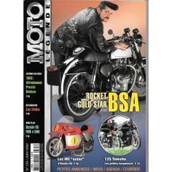 MOTO LEGENDE N° 125 juin 2002