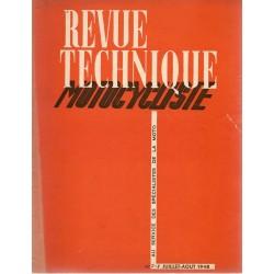 Revue Technique Motocycliste n° 7-8