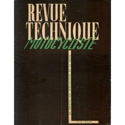 Revue Technique Motocycliste n° 16