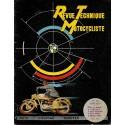 Revue Technique Motocycliste n° 40 (PUCH) de juin 1951