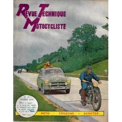 Revue Technique Motocycliste n° 47 de février 1952