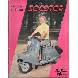 Revue Technique Motocycliste n° 89 Spécial Scooter de novembre-décembre 1954