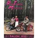 Revue Technique Motocycliste n° 103 (Terrot) 10 / 1955