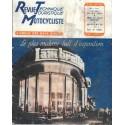 Revue Technique Motocycliste n° 129 (TWN Cornet) 06 / 1957