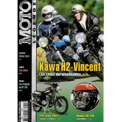 MOTO LEGENDE N° 132 février 2003