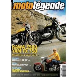 MOTO LEGENDE N° 138 septembre 2003