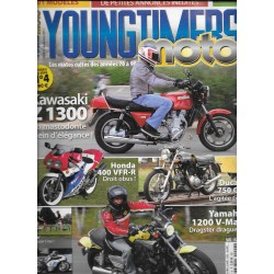 YOUNGTIMERS MOTO n° 4 (Automne 2012)