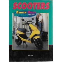 PEUGEOT scooters ZENITH, BUXY, SPEEDAKE