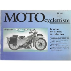 MOTOcyclettiste n° 81 (janvier 1999)