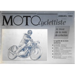 MOTOcyclettiste guide annuel 1994