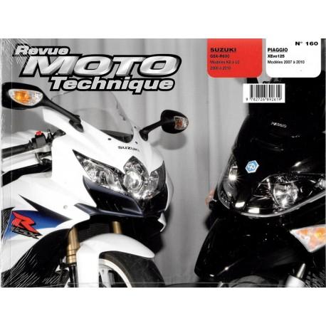 Revue Moto Technique n° 160
