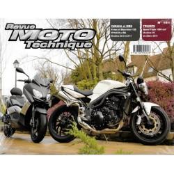 Revue Moto Technique n° 161