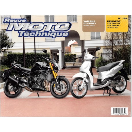 Revue Moto Technique n° 164