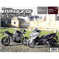 Revue Moto Technique n° 168