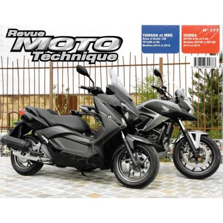 Revue Moto Technique n° 177