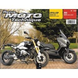 Revue Moto Technique n° 180