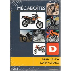 DERBI SENDA SUPERMOTARD 50 cc