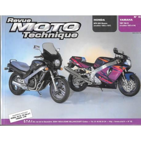 Revue Moto Technique n°92