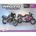 Honda NTV 650 (88 / 97) - Yamaha YZF 750 R (93 / 94)