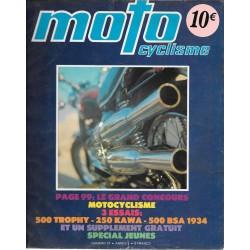 MOTOCYCLISME n° 24