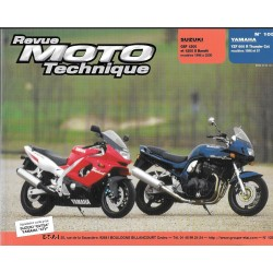Suzuki 1200 Bandit (96 / 00) - Yamaha YZF 600 R (96 / 97) RMT